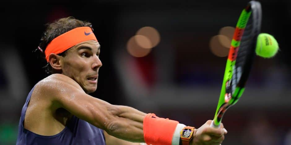 Nadal remporte un match incroyable face à Thiem — US Open