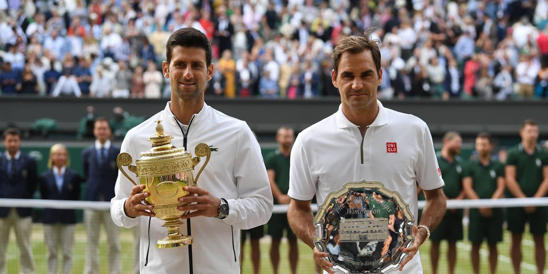 Novak Djokovic veut terminer sa carrière avec le record de victoires en Grand Chelem