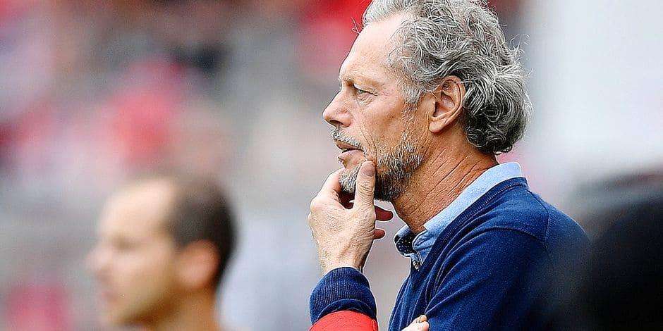 """Michel Preud'homme: """"Mouscron a fait ses preuves"""""""