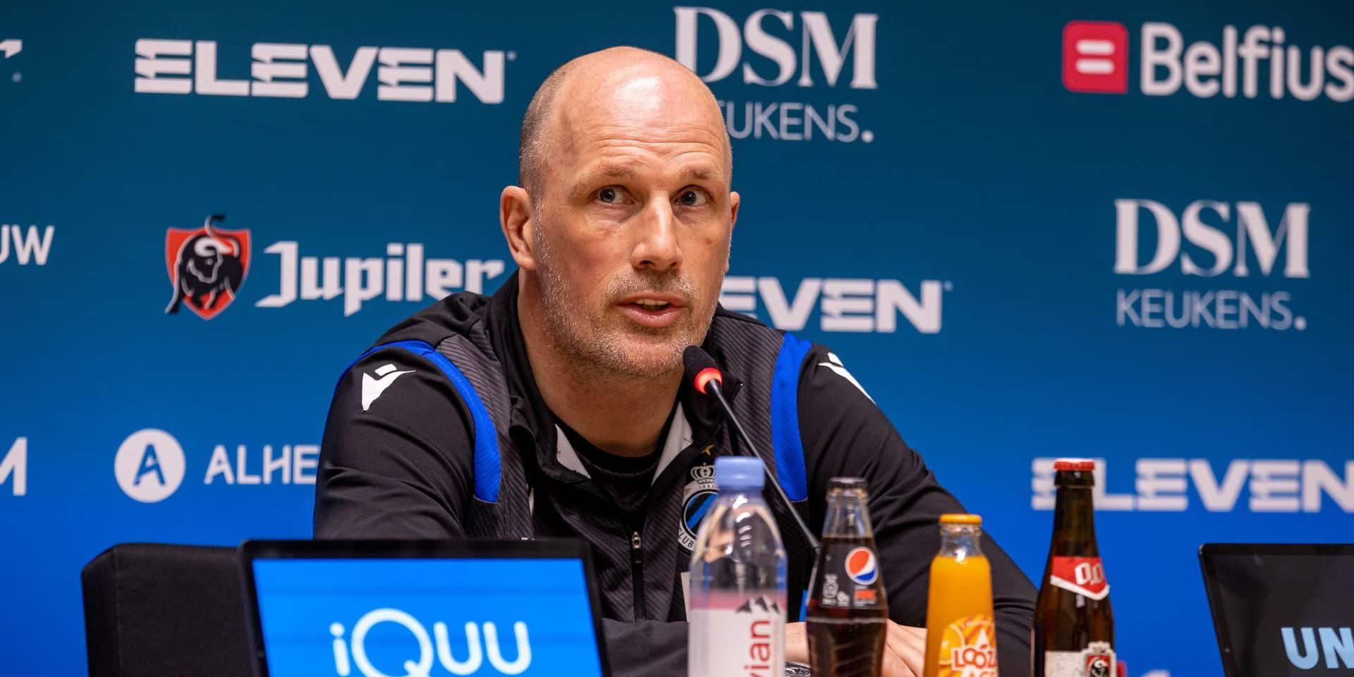 Face à Anderlecht, le Club Bruges a besoin d'une performance
