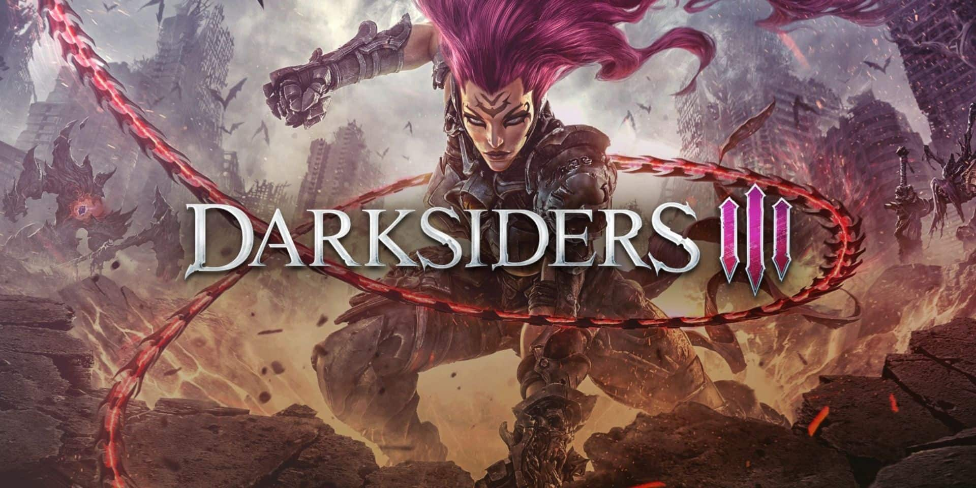 Darksiders 3: Un retour d'entre les morts décevant (TEST)