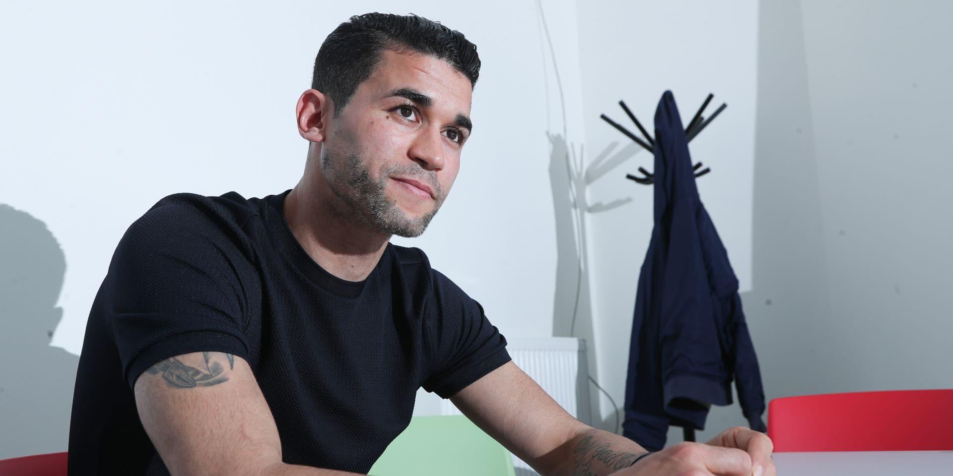 """Hamdi Harbaoui retrouve ses anciennes couleurs ce dimanche: """"Pour 200 000 euros de plus, je reste à Zulte Waregem"""""""