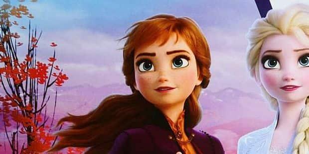 Voici la première illustration de La Reine des Neiges 2