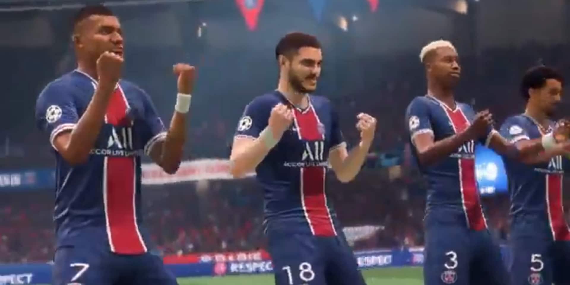 EA Sports dévoile la bande-annonce du prochain FIFA21, plusieurs joueurs à l'honneur (VIDEO)