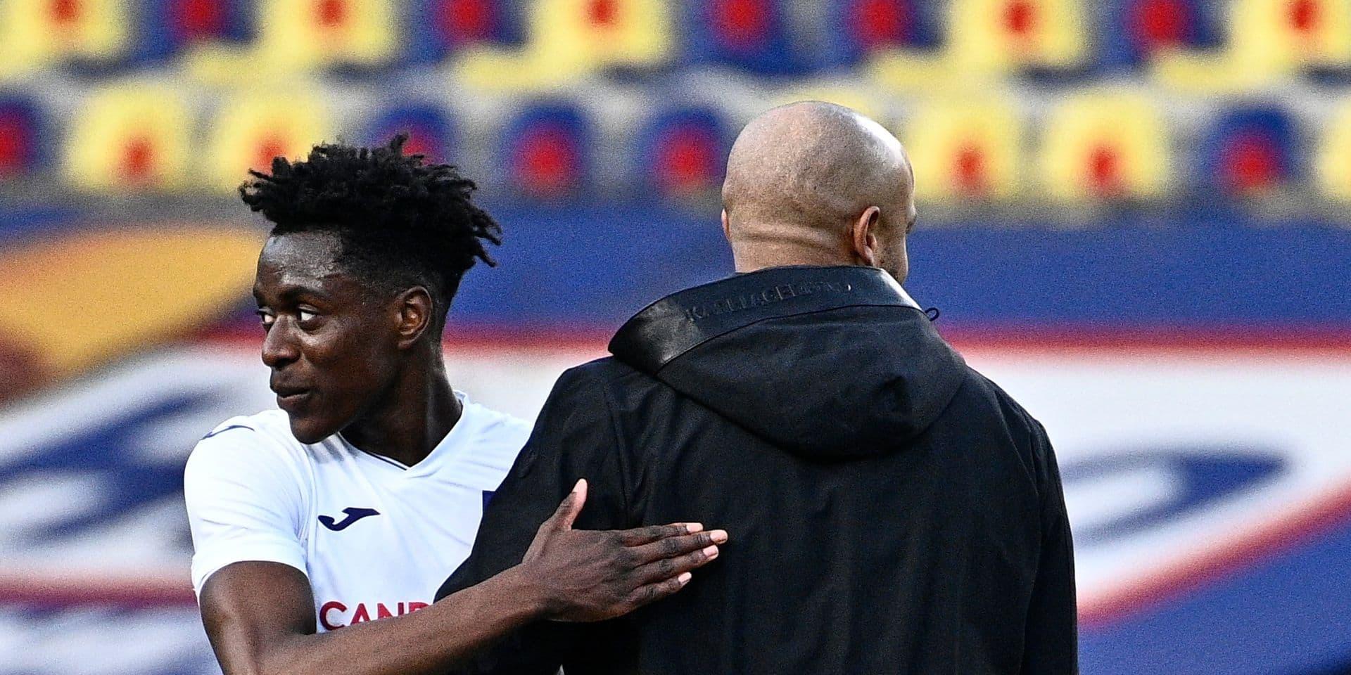Accord entre Arsenal et Sambi Lokonga mais pas entre les clubs