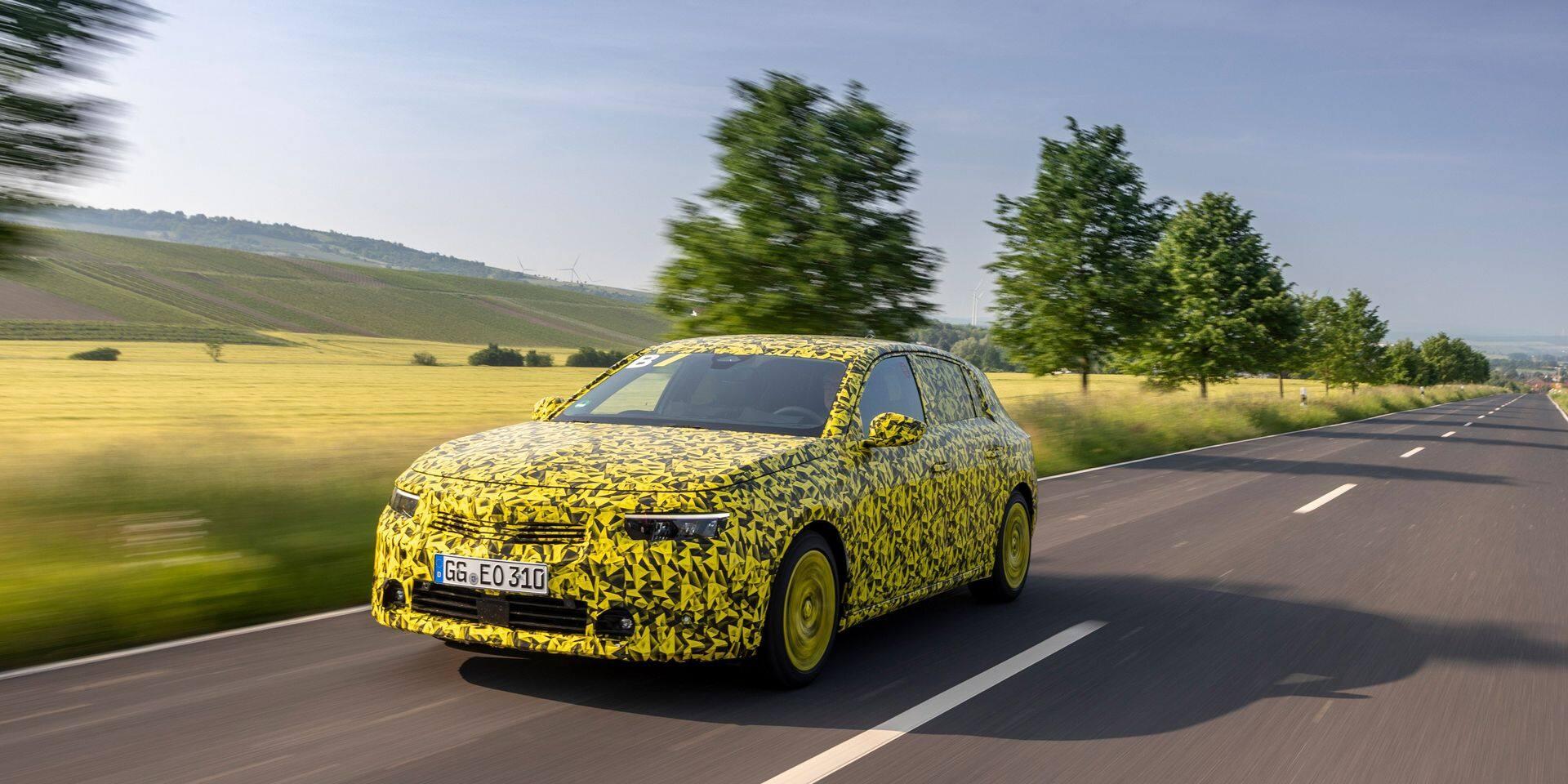 Essai auto: pour l'Opel Astra, le changement, c'est maintenant !