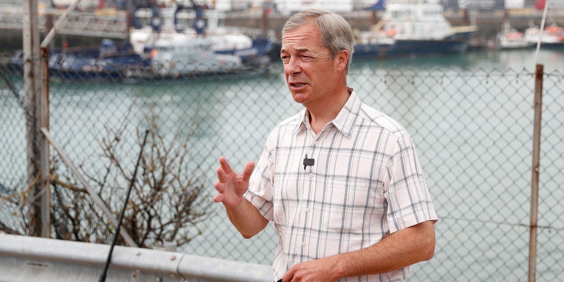 Nigel Farage, la figure de proue du Brexit, annonce son retrait de la politique