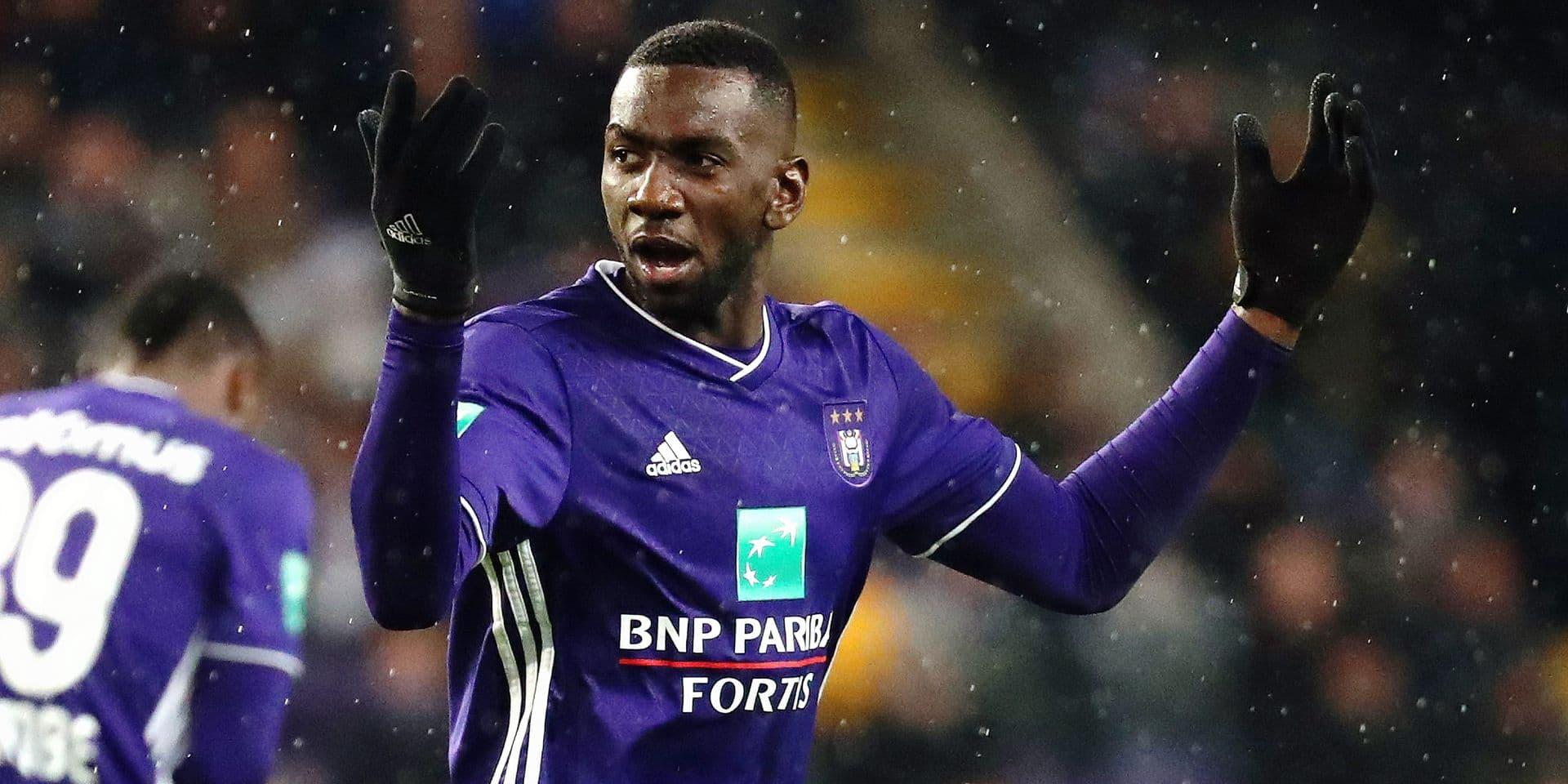 """Impact, chiffres et tactique: pourquoi Bolasie est """"un bulldozer"""" à Anderlecht"""