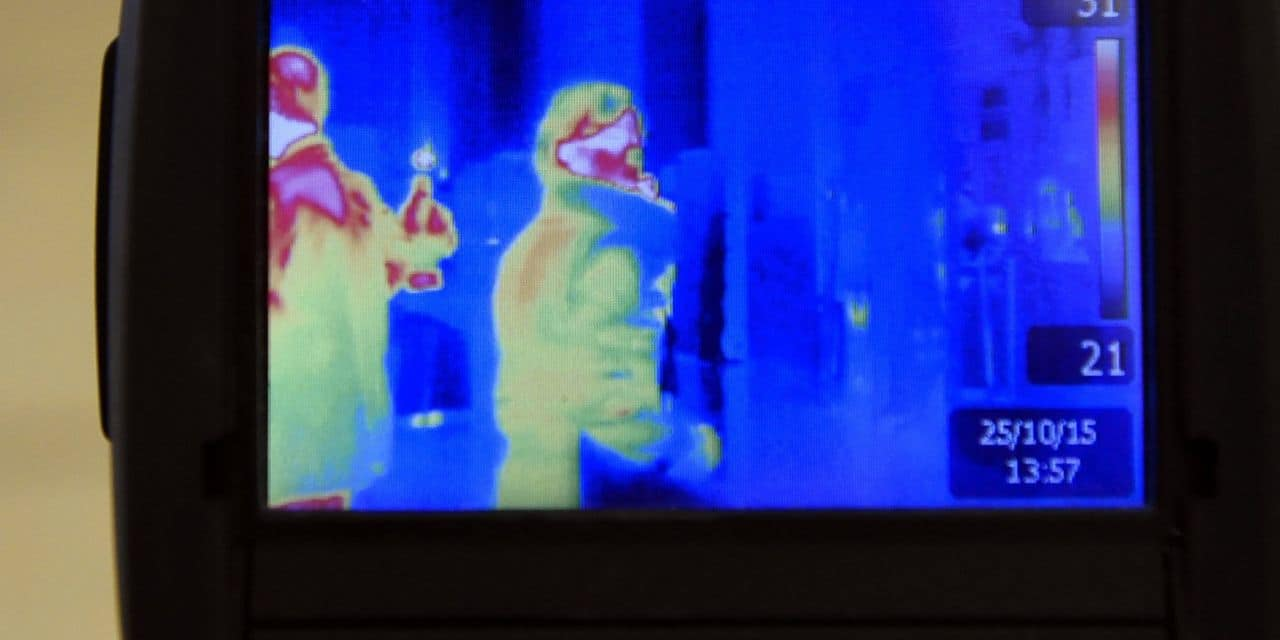 Maasmechelen Village testera la température des visiteurs avec des caméras thermiques