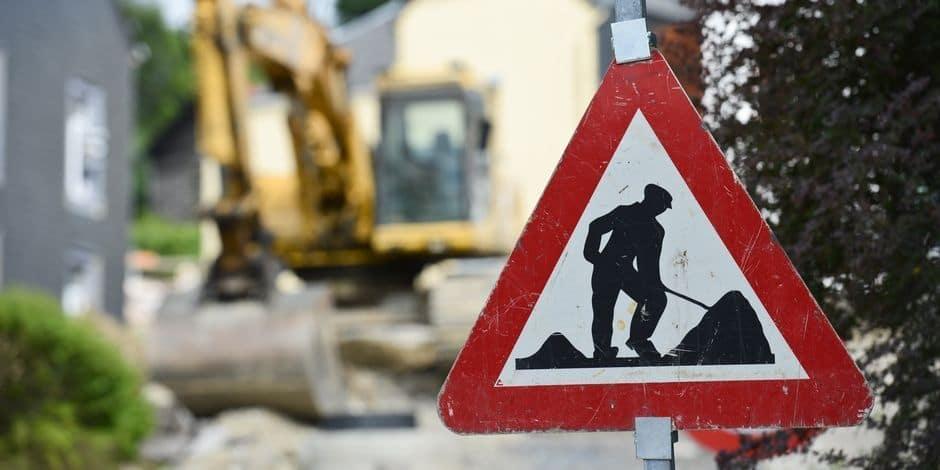 E42/A15: des travaux sur le viaduc de Viesville et l'échangeur de Thiméon dès la semaine prochaine