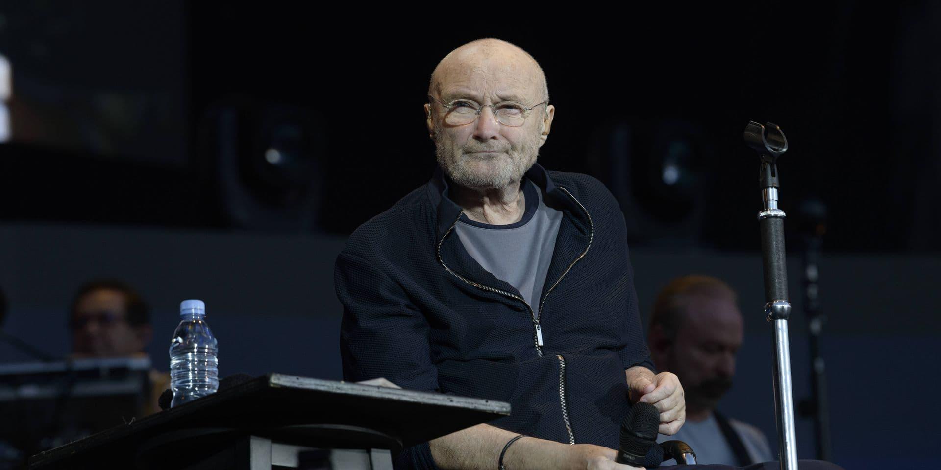 PHIL COLLINS live bei der NOT DEAD YET Tour 2019 im Olympiastadion München am 24 06 2019 *** PHIL