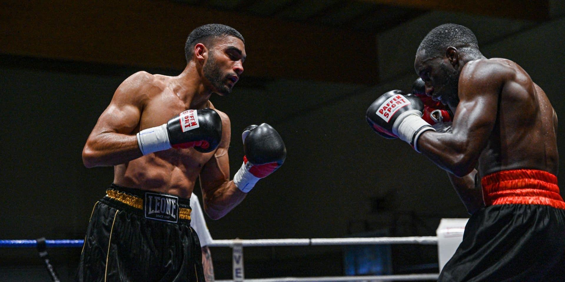Boxe: Quentin Gomes à la conquête du titre francophone à Visé