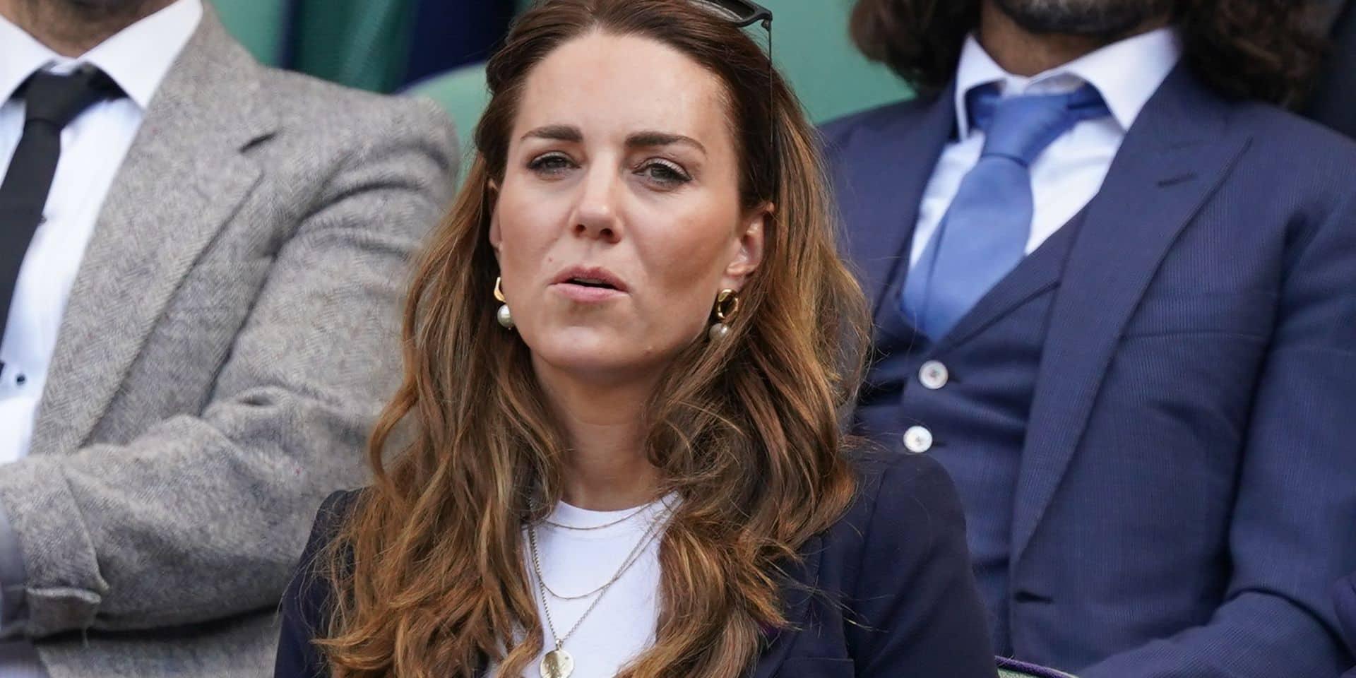 Cas contact, Kate Middleton doit s'isoler pendant dix jours