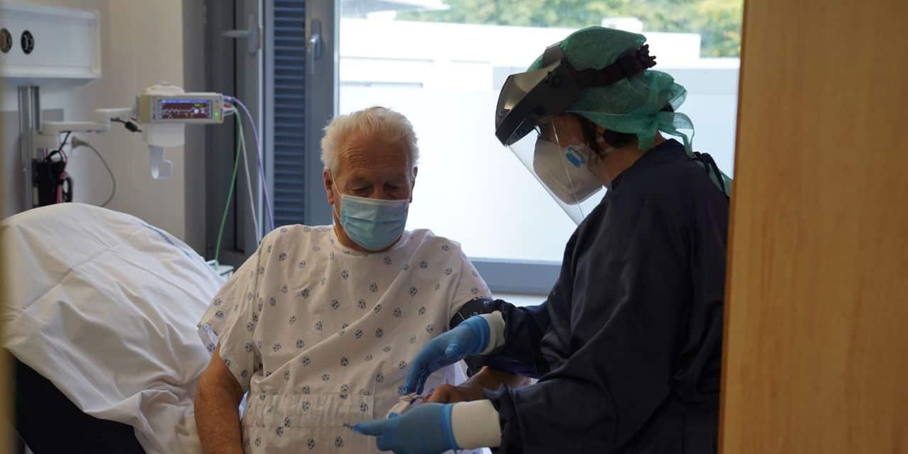 L'hôpital de Nivelles n'a plus de lits pour les patients atteints du coronavirus, l'activité hospitalière va être réduite