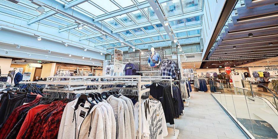 """Le patron de C&A veut innover: """"Nous vendons de la mode, pas des vêtements!"""" - La DH"""