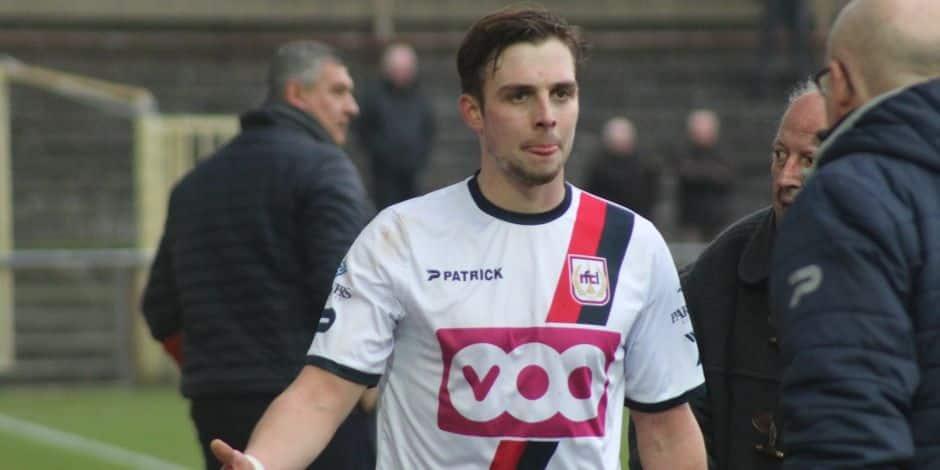 Simon Ligot quitte le RFC Liège pour Solières