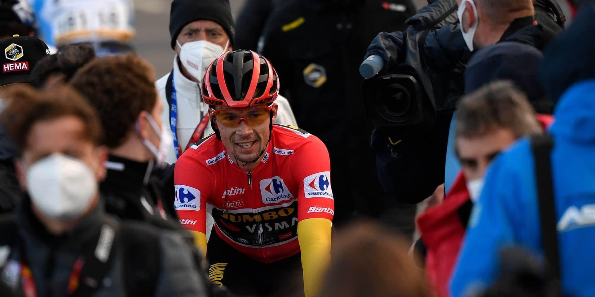 Vuelta: Gaudu récidive, Roglic conserve le maillot rouge et devrait remporter le Tour d'Espagne ce dimanche