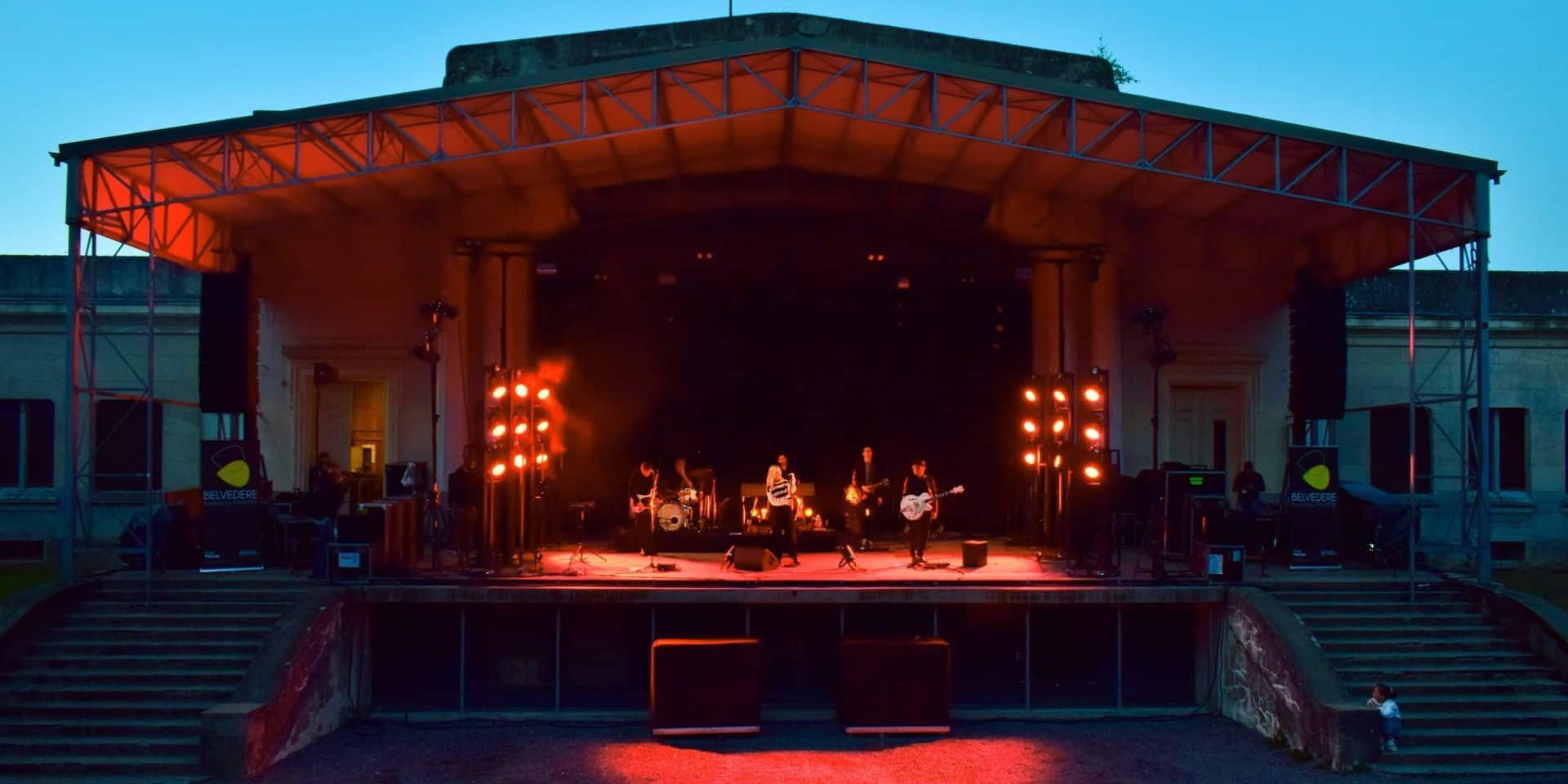 Hooverphonic, Daan et Milow ont ravi les Namurois à la Citadelle ce week-end
