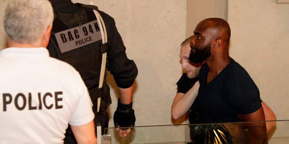 Rixe à Orly: Booba et Kaaris resteront en prison jusqu'à leur procès