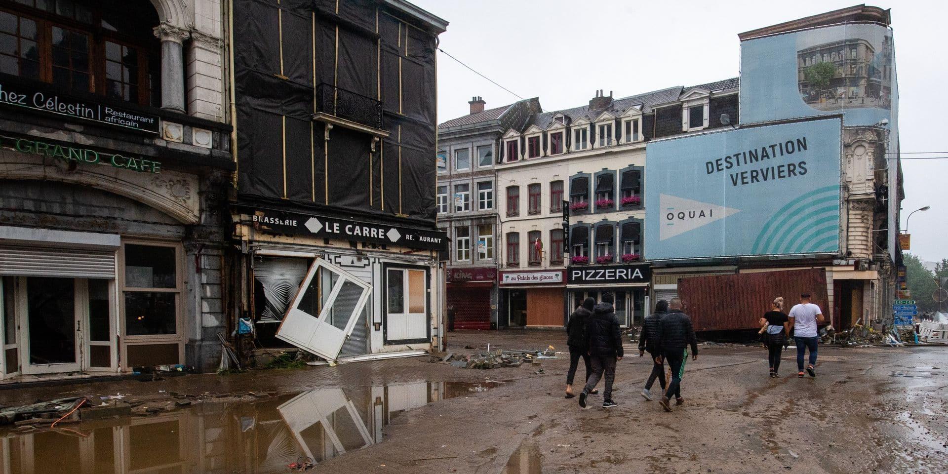 """15.000 Verviétois à la recherche d'un logement: """"La deuxième guerre mondiale n'a pas provoqué autant de dégâts dans la ville"""""""