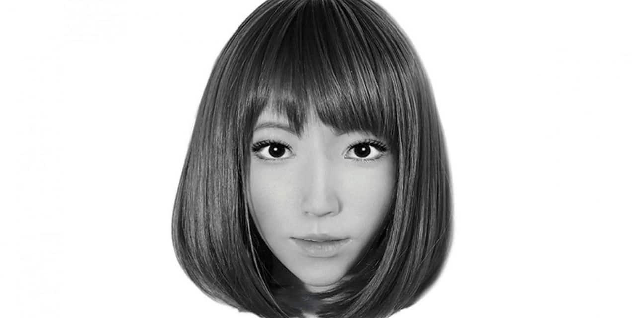 La première humanoïde actrice dotée de l'I.A. est un peu belge