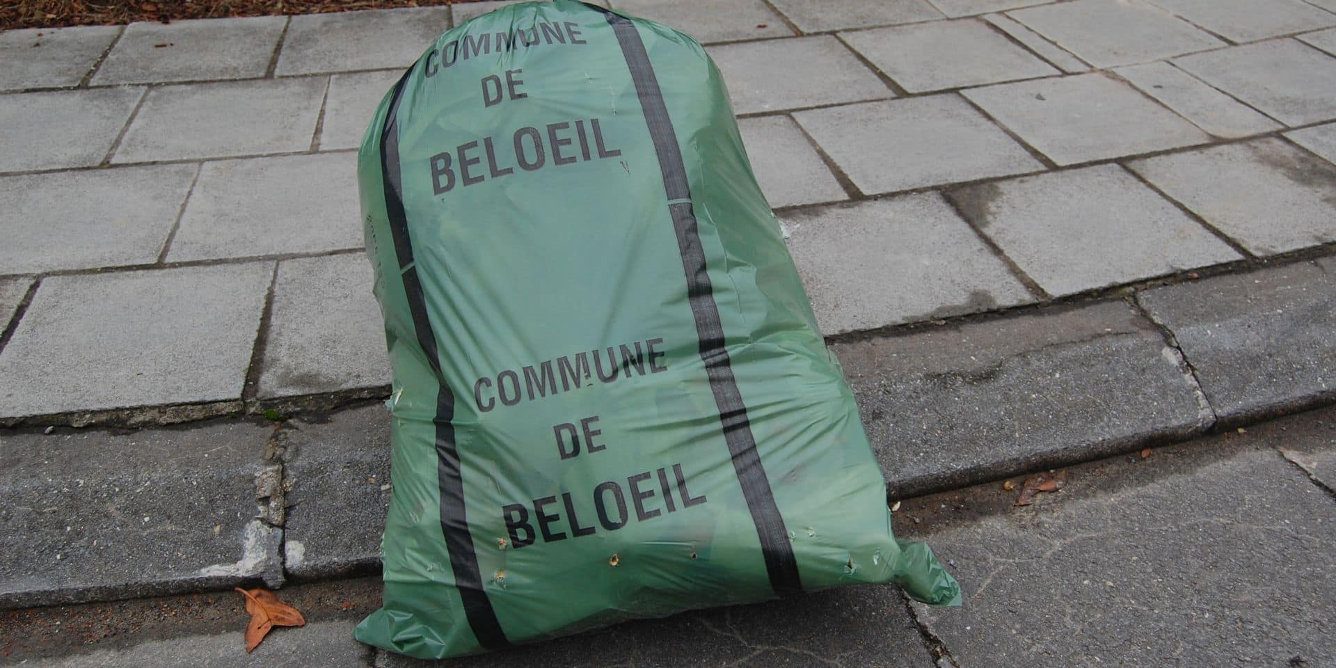 Beloeil : première distribution de sacs-poubelle ce mercredi