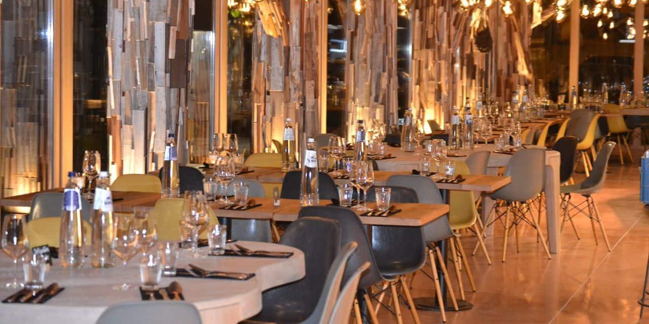 Le restaurant du Delta/Maison de la Culture, est enfin ouvert: qu'en pensez-vous? (PHOTOS)