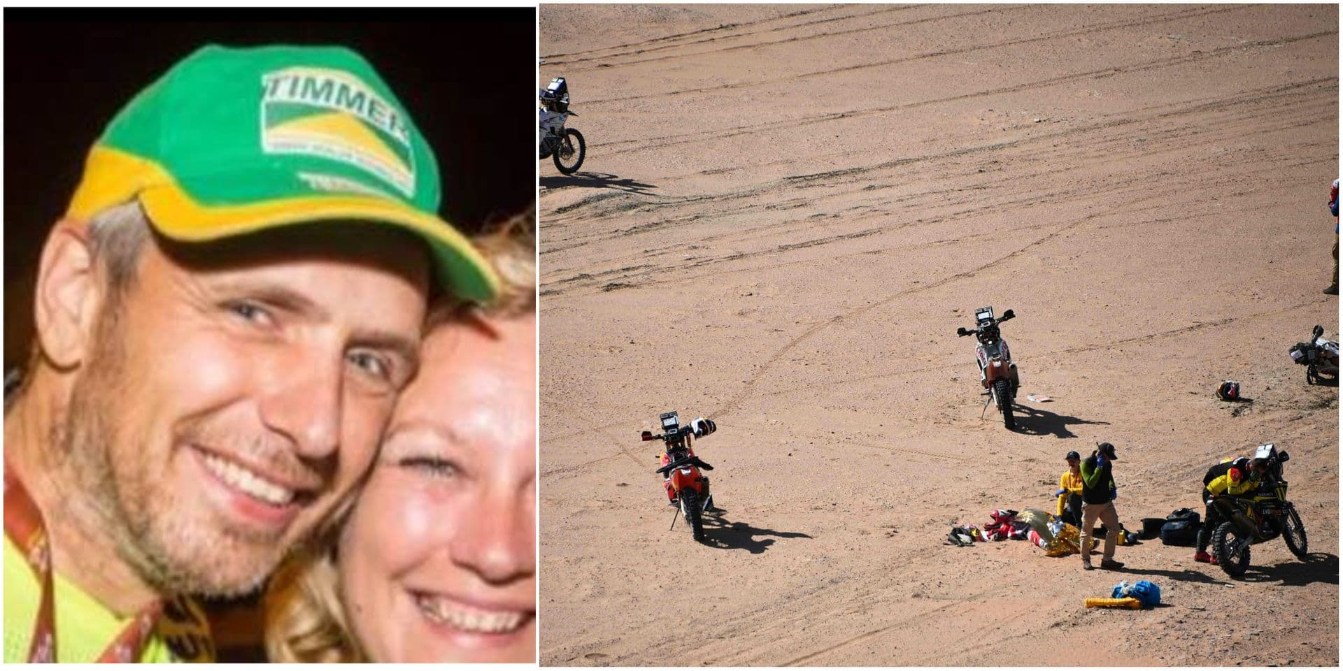 Dakar 2020: Edwin Straver est décédé