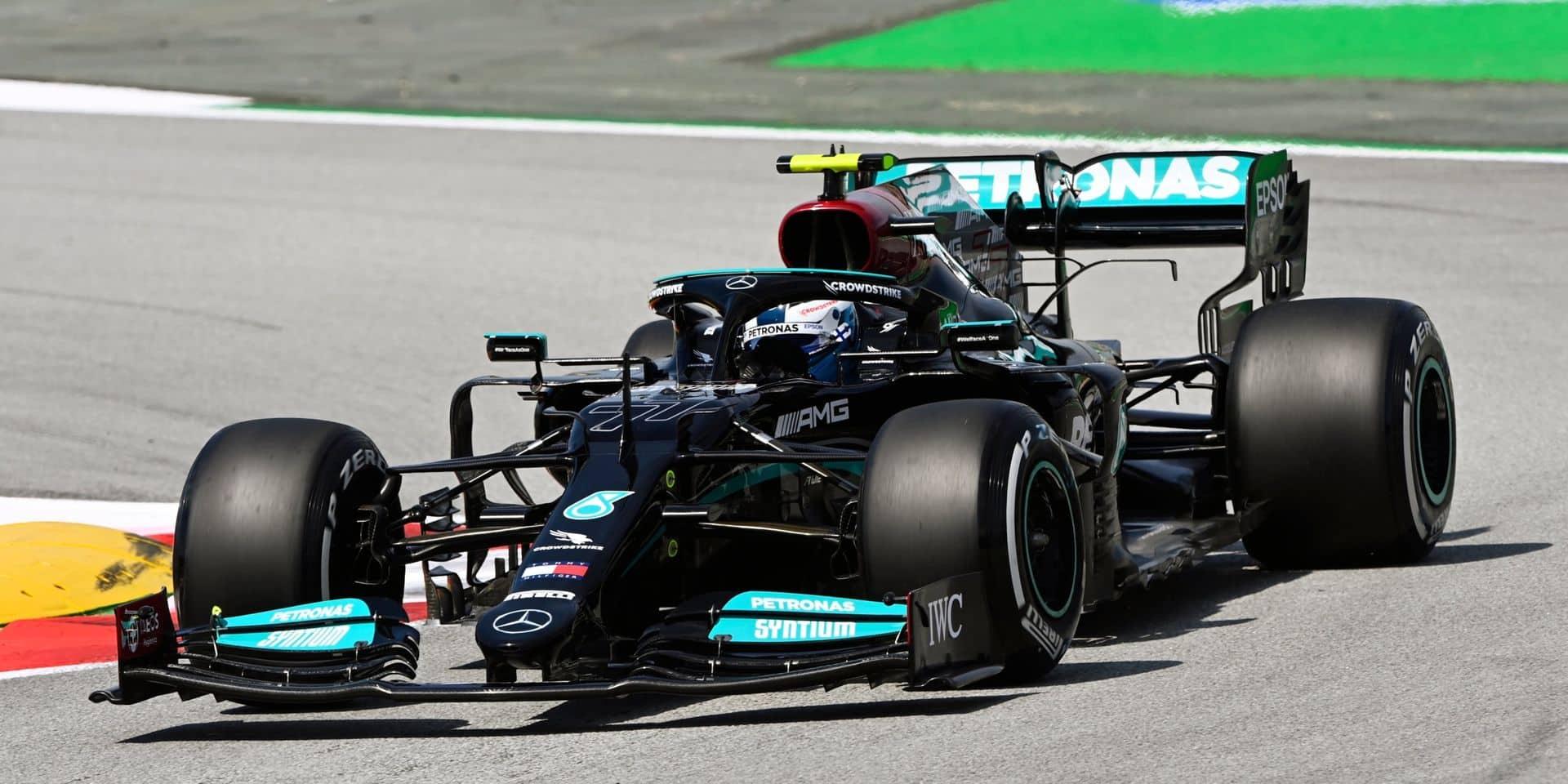 GP d'Espagne (Libres 1): Bottas le plus rapide devant Verstappen et Hamilton