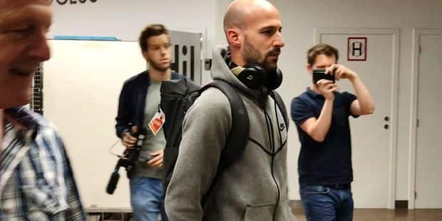 """Laurent Ciman en stand-by en Belgique: """"Si on me rappelle, j'y vais. Mais ça n'arrivera pas"""" - La DH"""