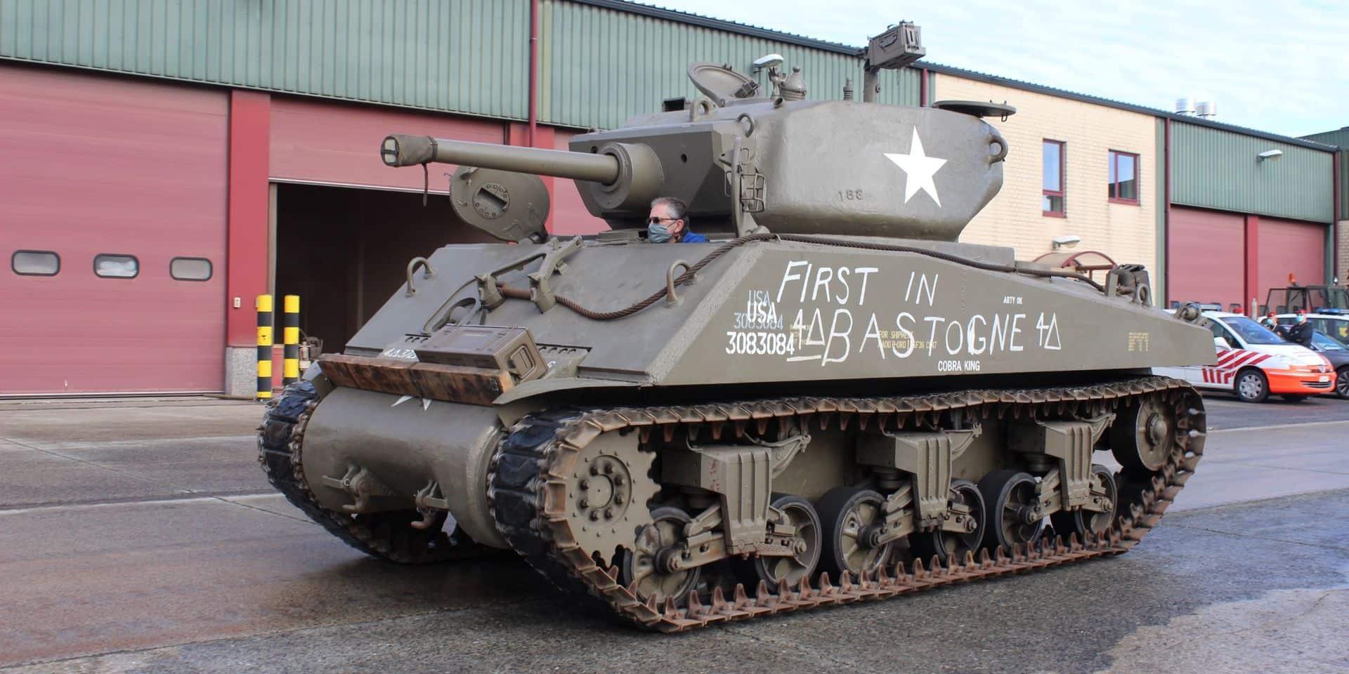 Les militaires ne quitteront pas la caserne de Bastogne
