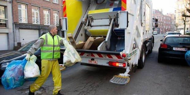 Wemmel : La collecte de déchets avancée en raison de la canicule