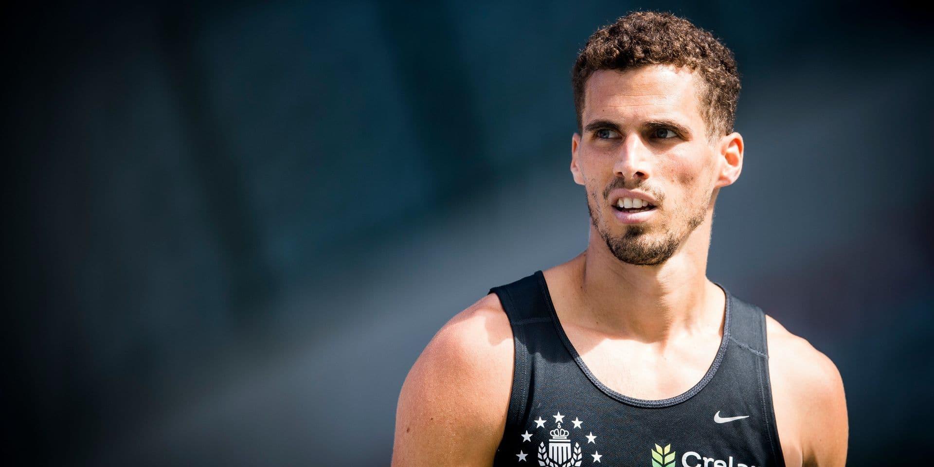 Kevin Borlée s'impose sur 100m à Bruxelles