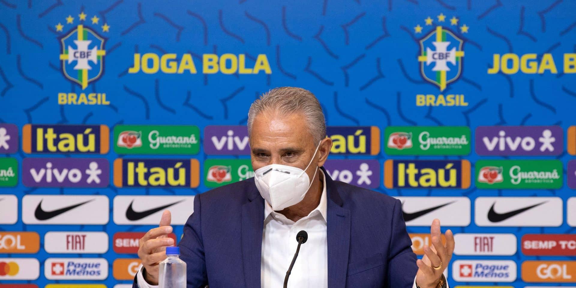 Scandale en vue à la Copa America: les joueurs brésiliens voudraient boycotter la compétition