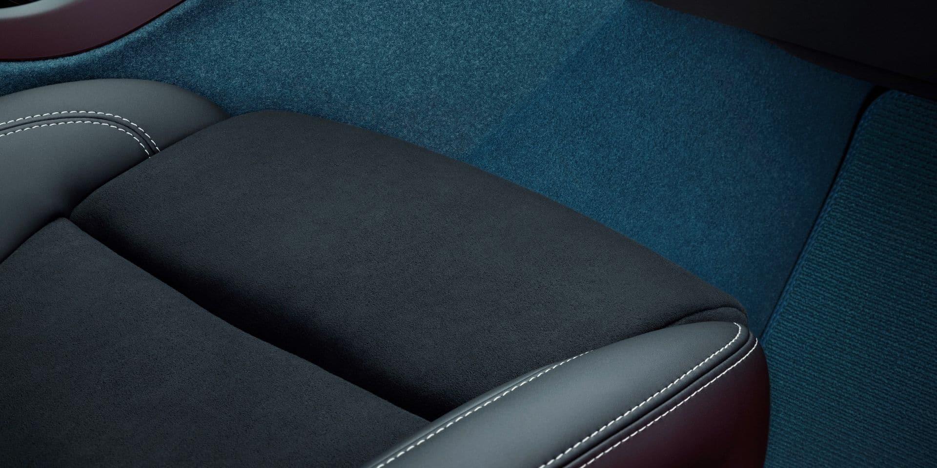 Suppression du cuir et matériaux recyclés : Volvo annonce des intérieurs plus durables