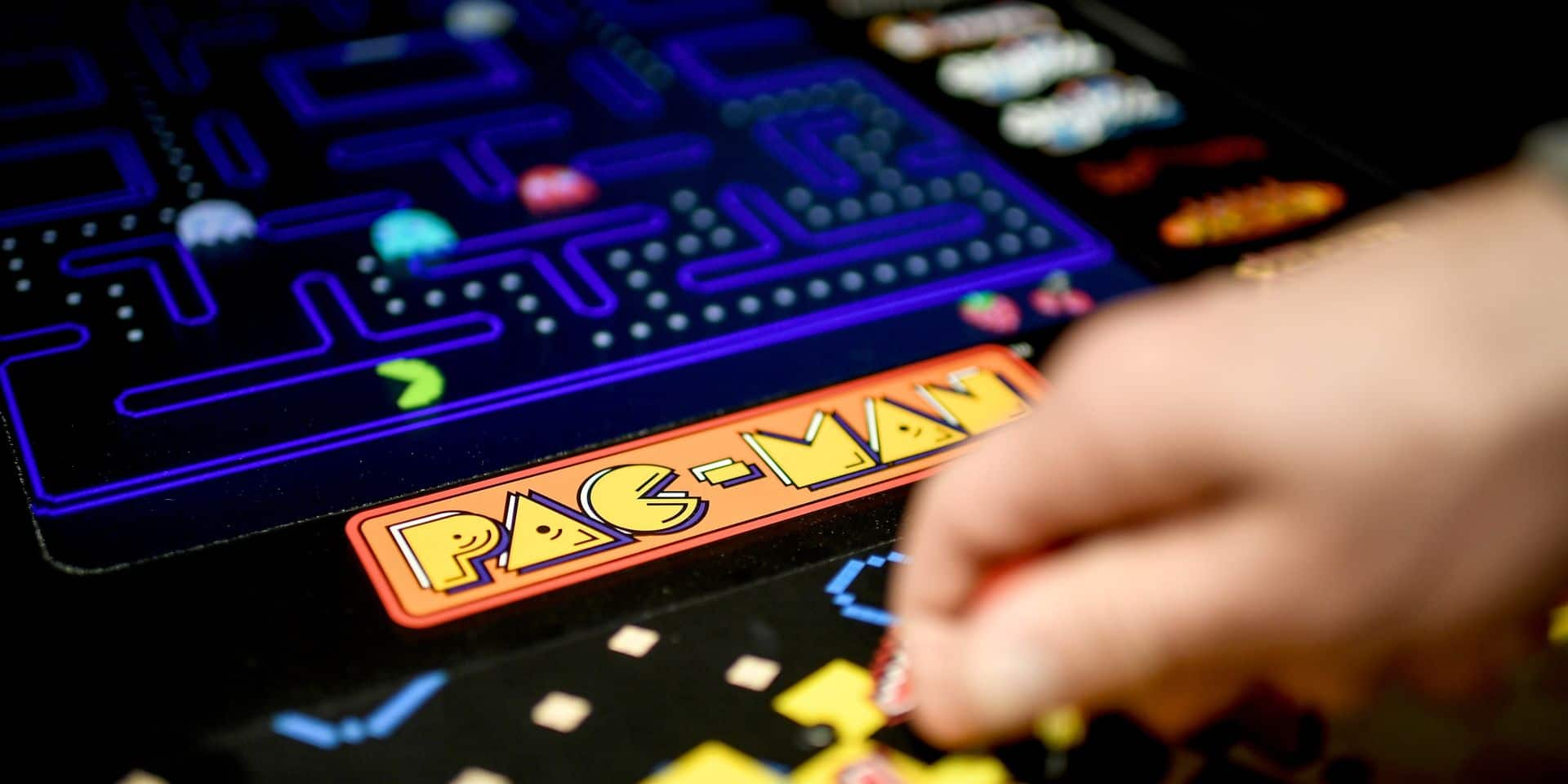 Pac-man, 40 ans et toutes ses dents !