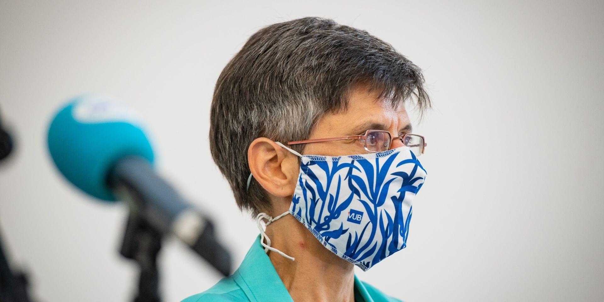 L'obligation du port du masque étendue au milieu scolaire en province d'Anvers