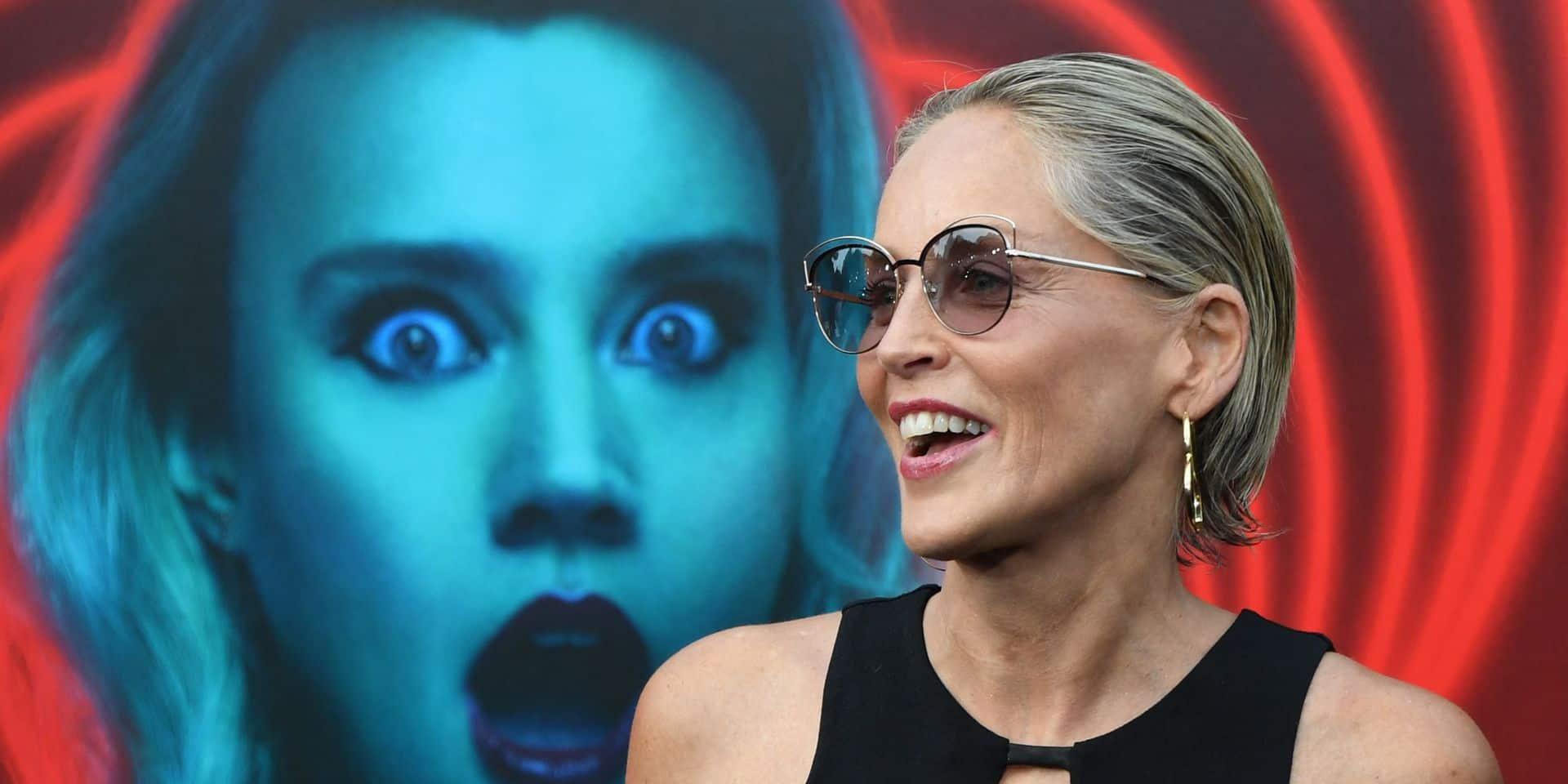 Sharon Stone détaille son intrigante expérience de mort imminente lors de son AVC