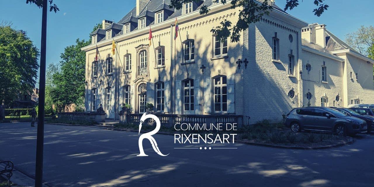 Nouveaux logo et site web pour moderniser l'image de Rixensart