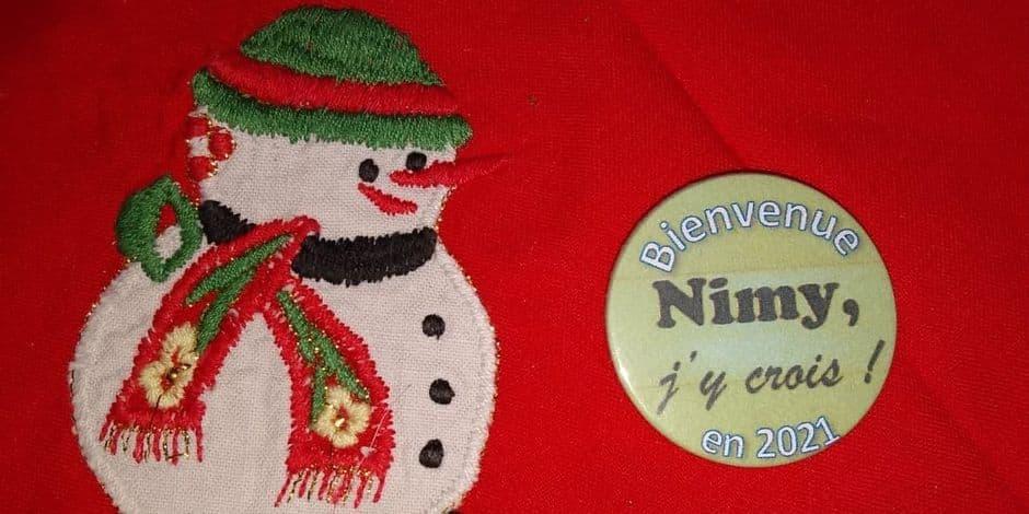 Le PAC Nimy affiche son soutien aux commerçants locaux