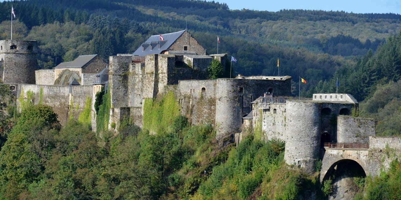 J'aime ma commune / Bouillon : un pôle provincial de la vie médiévale