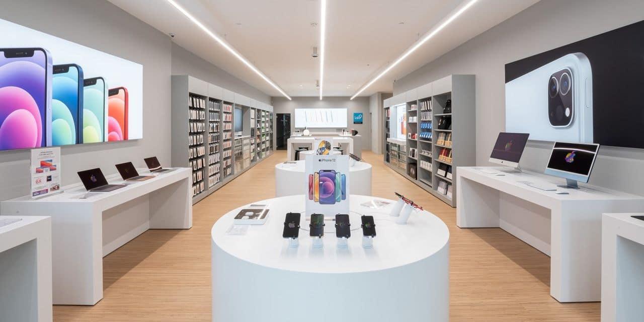 Le plus grand Lab9 Store de Wallonie ouvre à Namur