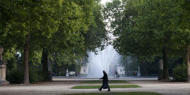 Les parcs et cimetières bruxellois fermés au public jeudi - La DH