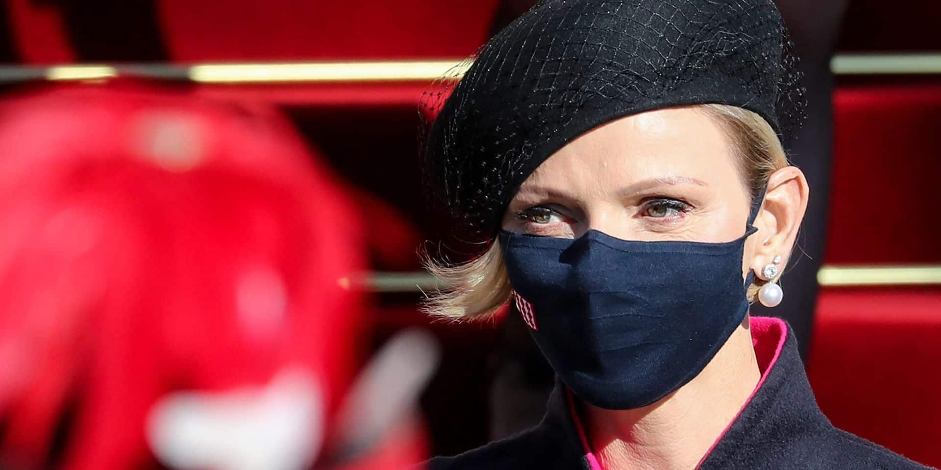 Charlène de Monaco dévoile une coupe de cheveux encore plus courte