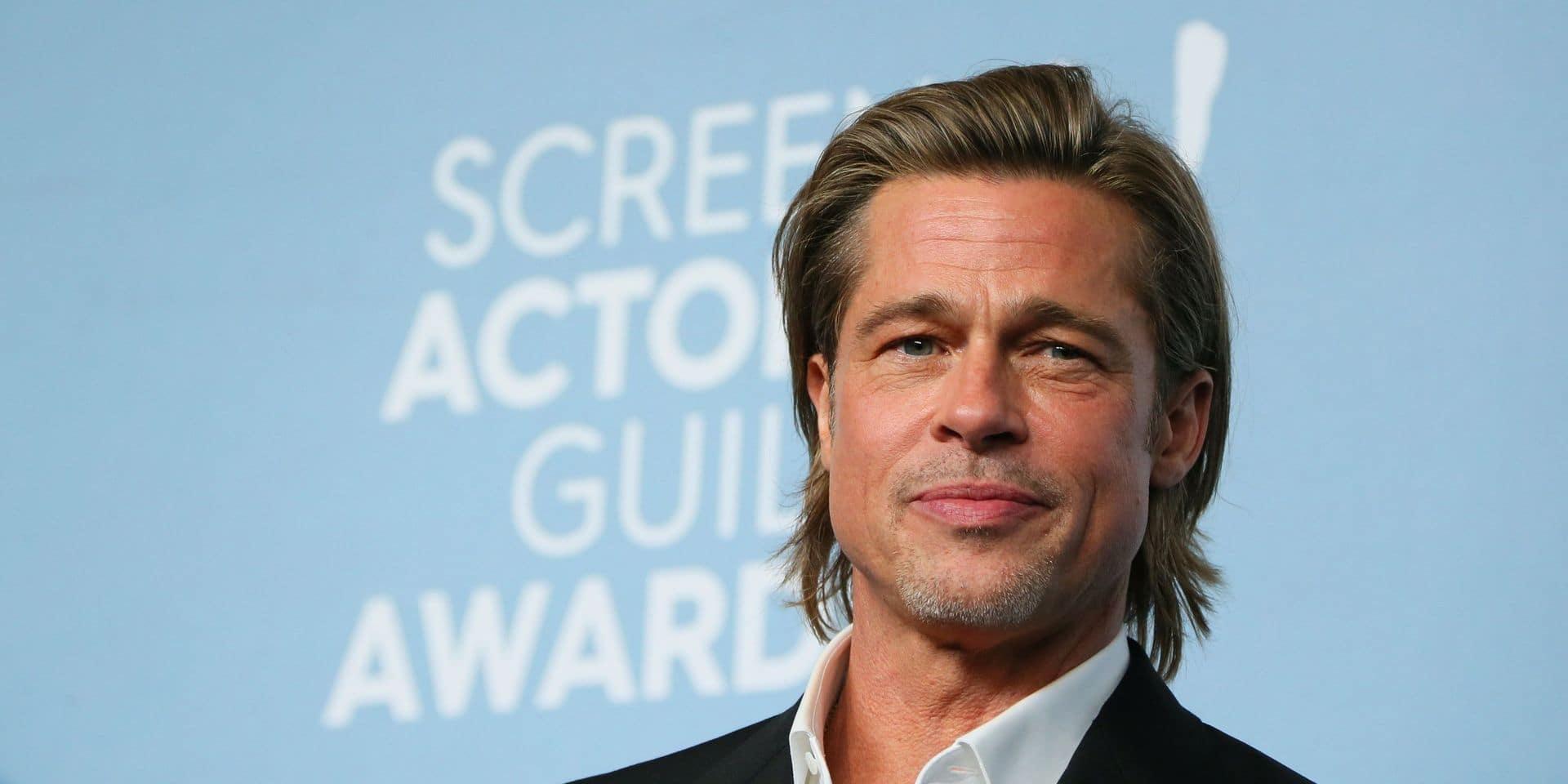 Le prix exorbitant de la bouteille de champagne produite par Brad Pitt