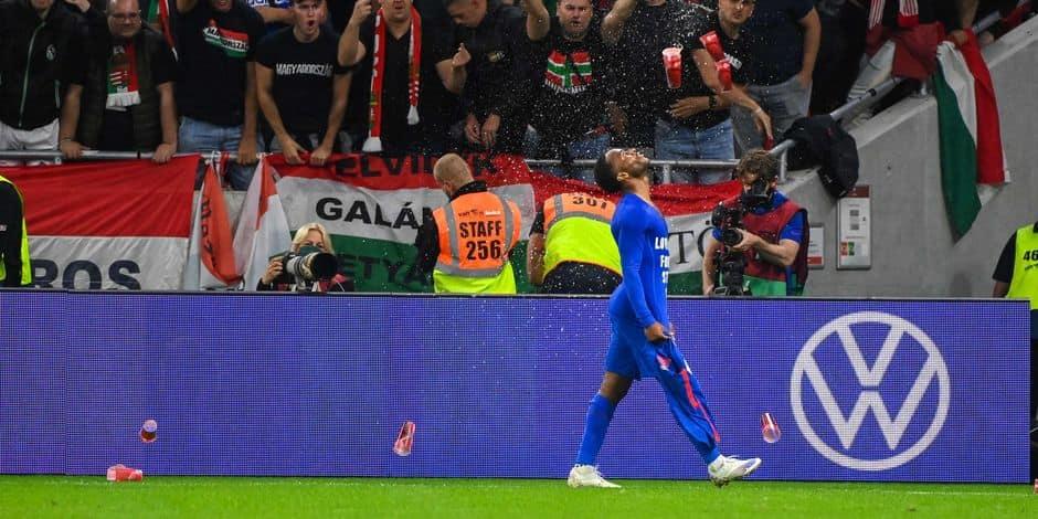 La Hongrie sanctionnée d'un match à huis clos et d'une amende après les actes racistes de ses supporters contre l'Angleterre
