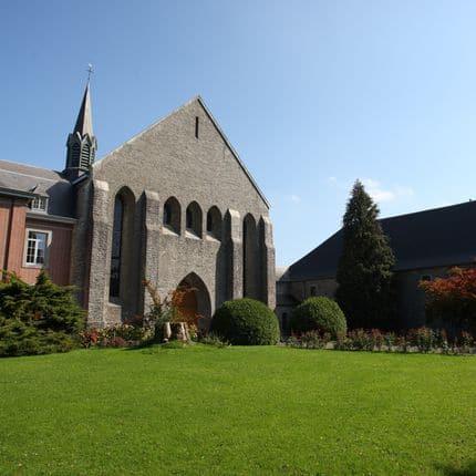 L'Abbaye de Scroumont