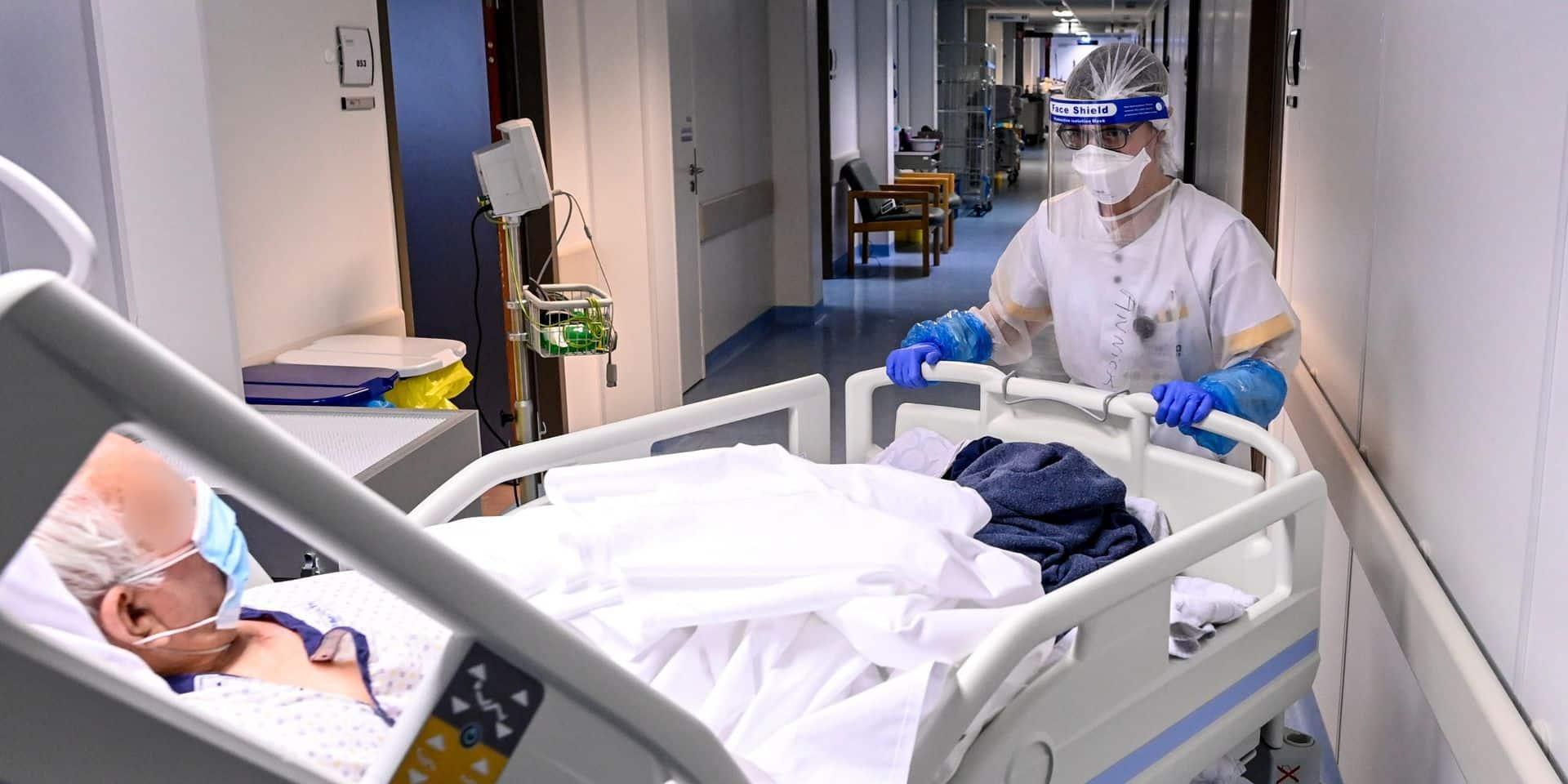 Coronavirus en Belgique: le nombre de morts poursuit sa tendance à la baisse