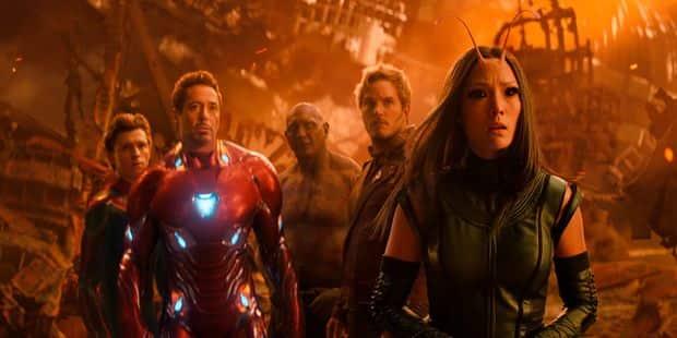 """""""Avengers: Infinity War"""" se propulse en tête du box-office nord-américain - La DH"""
