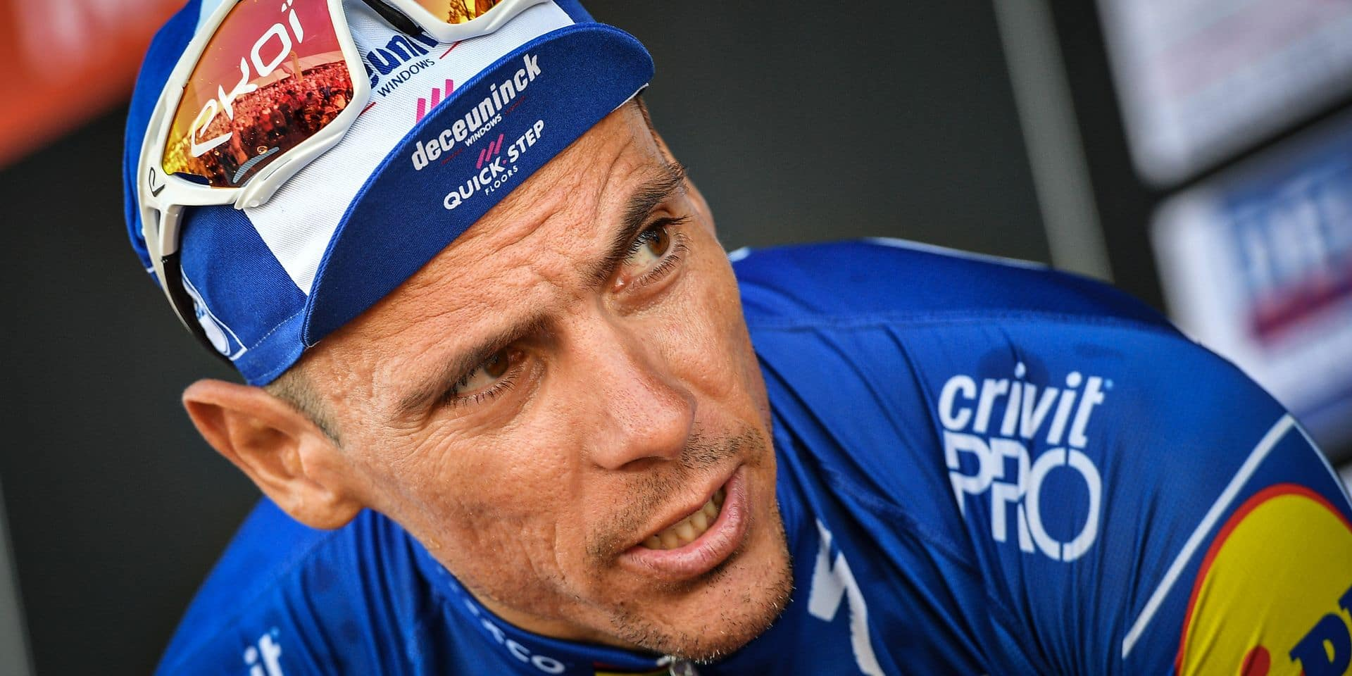 Gilbert compare Evenepoel à Merckx et lui conseille d'attendre avant d'aller vivre à Monaco